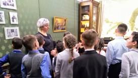 Вы смотрите галерею под названием: Экскурсия в музей
