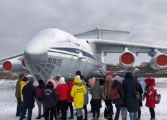 Вы смотрите галерею под названием: «Манчестер» русский, город больших самолетов, город невест