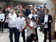Вы смотрите галерею под названием: Слет юных патриотов